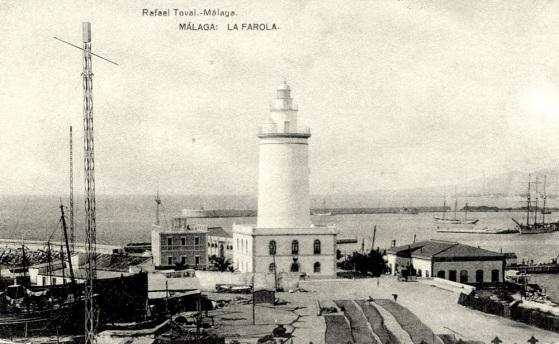 La Farola, 1910. Foto: Archivo Municipal.